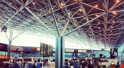 Photo of Airport Helsinki Airport (HEL) at Lentäjänkuja 1, Vantaa 01530, Finland