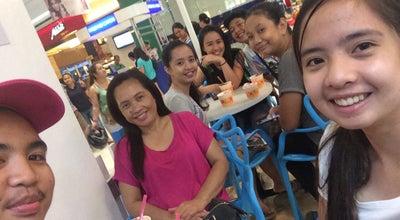 Photo of Ice Cream Shop Blue Moo Creamery & Desserts at Sm Naga City, Naga City 4400, Philippines