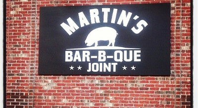 Photo of BBQ Joint Martin's Bar-B-Que at 200 Crossings Ln, Mount Juliet, TN 37122, United States
