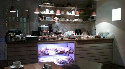 Photo of Cafe Кафе Пекарня at Наб. Черной Речки, 41, Корп. 10, Санкт-петербург, Russia