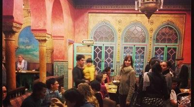 Photo of Tea Room Salon de thé de la Grande Mosquée de Paris at 39 Rue Geoffroy Saint-hilaire, Paris 75005, France