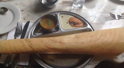 Photo of Indian Restaurant Dosa Royale at 316 Court St, Brooklyn, NY 11231, United States
