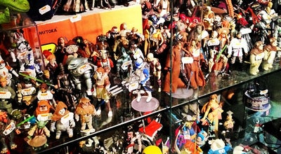 Photo of Comic Shop Runch Comics & Toys at Kaiserstr. 5, Wien 1070, Austria