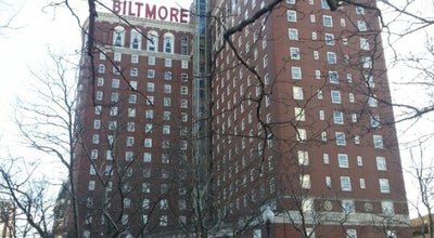 Photo of Hotel Providence Biltmore, Curio Collection by Hilton at 11 Dorrance Street, Providence, RI, United States