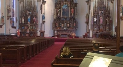 Photo of Church St. Mary's Catholic Church at 300 Jefferson St, Iowa City, IA 52245, United States