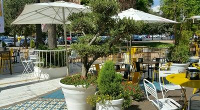 Photo of Cafe Cafetería Panea at Mercado Victoria, Córdoba, Andalucía 14004, Spain