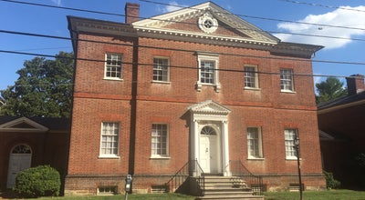 Photo of Historic Site Hammond Harwood House at 19 Maryland Ave, Annapolis, MD 21401, United States