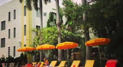 Photo of Hostel Freehand Miami at 2727 Indian Creek Dr, Miami Beach, FL 33140, United States