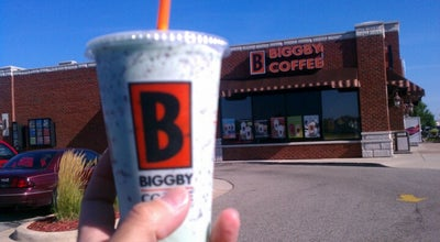 Photo of Coffee Shop BIGGBY COFFEE at 5795 Byron Center Ave Sw, Wyoming, MI 49519, United States
