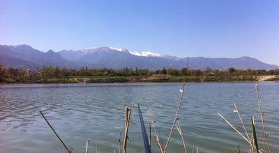 Photo of Lake Gökpınar Recep Yazıcıoğlu Barajı at Denizli, Turkey
