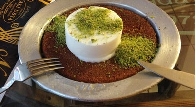 Photo of Dessert Shop Ali Usta Kadayıf & Künefe at Cumhuriyet Caddesi, Van 65100, Turkey