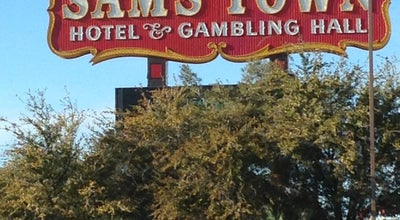 Photo of Resort Sam's Town Hotel & Gambling Hall at 5111 Boulder Highway, Las Vegas, NV 89122, United States