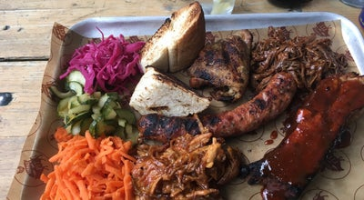 Photo of BBQ Joint The Smoke Pit at 11a The Ridings, Northampton NN1 2AQ, United Kingdom