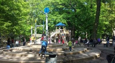 Photo of Playground Spielplatz Rennbahnweg at Rennbahnweg, Leipzig 04107, Germany