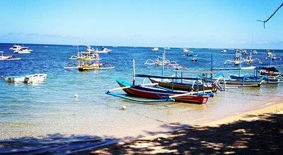 Photo of Beach Pantai Semawang (Semawang Beach) at Jalan Pantai Semawang, Denpasar 80227, Indonesia