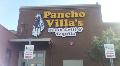 Photo of Mexican Restaurant Pancho Villa's Mexican Grill at 11620 Amargosa Rd, Victorville, CA 92392, United States