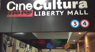 Photo of Indie Movie Theater Cine Cultura at Liberty Mall, Brasília 70712-904, Brazil