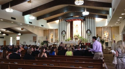 Photo of Church St Francis Xavier Roman Catholic Church at 2157 Cleveland Ave, Fort Myers, FL 33901, United States