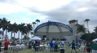 Photo of Music Venue Meyer Amphitheatre at 104 Datura St, West Palm Beach, FL 33401, United States