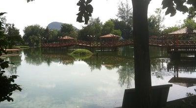 Photo of Lake Tasik Melati at Jalan Santan, Beseri, Kangar 02400, Malaysia