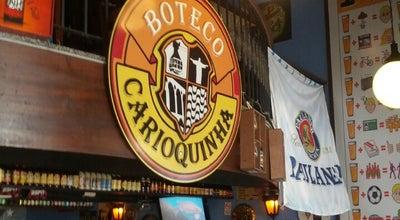 Photo of Dive Bar Boteco Carioquinha at R. Gomes Freire, 822, Rio de Janeiro 20231-015, Brazil