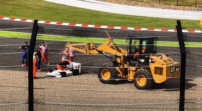 Photo of Racetrack 鈴鹿サーキット Bスタンド at 稲生町7992, 鈴鹿市 510-0295, Japan