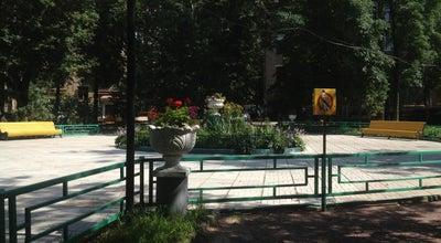 Photo of Playground Внутренний двор at Новопесчаная Ул., 13, Корп. 3, Moscow, Russia