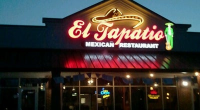 Photo of Mexican Restaurant El Tapatio at 1555 Denmark Rd, Union, MO 63084, United States