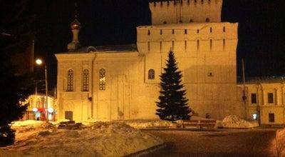 Photo of Historic Site Знаменская (Власьевская) башня at Ул. Свободы, 2а, Ярославль, Russia
