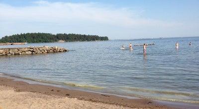 Photo of Beach Mellsten Surf Beach at Mellstenintie 4, Espoo, Finland