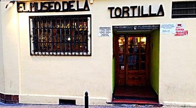 Photo of Tapas Restaurant Museo de la Tortilla at Calle De La Cadena, 18, Zaragoza 50002, Spain