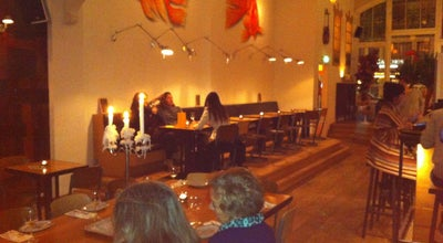 Photo of Modern European Restaurant De Goudvis Club at Spuistraat 4, Amsterdam 1012 TS, Netherlands