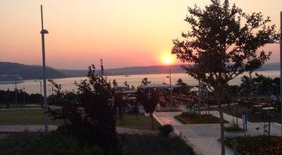 Photo of Park Özgürlük Parkı at Çanakkale, Turkey