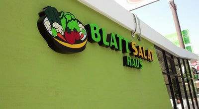 Photo of Salad Place Blatt Salat Haus at Av. Camelinas #2650, Morelia 58297, Mexico