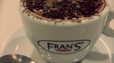 Photo of Cafe Fran's Café at Prudenshopping, Presidente Prudente 19060-000, Brazil