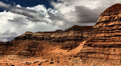 Photo of Sculpture Garden Paria Canyon at UT, United States