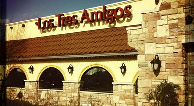 Photo of Mexican Restaurant Los Tres Amigos at 6600 N Canton Center Rd, Canton, MI 48187, United States