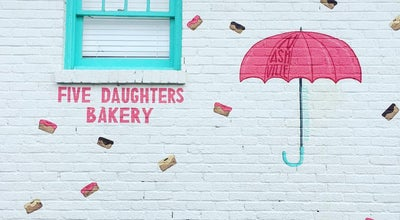 Photo of Bakery Five Daughters Bakery at 1110 Caruthers Ave, Nashville, TN 37204, United States
