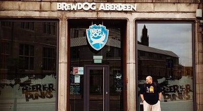 Photo of Nightlife Spot BrewDog Aberdeen at 17 Gallowgate, Aberdeen AB25 1EB, United Kingdom