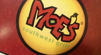 Photo of Mexican Restaurant Moe's Southwest Grill at 1029a Avenue Of The Americas, New York City, NY 10018, United States