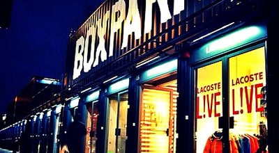 Photo of Mall BOXPARK Shoreditch at 2-10 Bethnal Green Rd, Shoreditch E1 6GY, United Kingdom