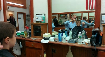 Photo of Salon / Barbershop Ray's Barber Shop at 634 W 207th St, New York, NY 10034, United States