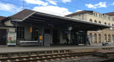 Photo of Train Station Tübingen Hauptbahnhof at Europaplatz 17, Tübingen 72072, Germany