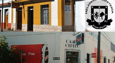 Photo of Ice Cream Shop Casino Olmedo at Miguel Aguirre 367, Ovalle, Chile