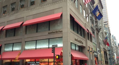 Photo of American Restaurant American Girl Place at 609 5th Ave, New York, NY 10017, United States