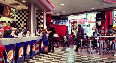 Photo of Fast Food Restaurant Burger King at Willinkplein 61, Emmen 7811 DC, Netherlands