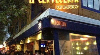Photo of Bar La Cervecería de Barrio at Tamaulipas 95, Cuauhtémoc, Mexico