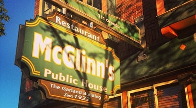 Photo of American Restaurant McGlinn's Public House at 111 Orondo Ave, Wenatchee, WA 98801, United States