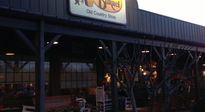 Photo of American Restaurant Cracker Barrel Old Country Store at 4402 Landview Drive I-40 & Wendover Avenue, Greensboro, NC 27407, United States