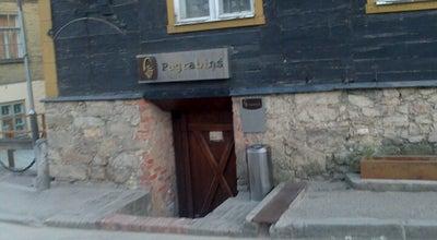 Photo of Cafe Pagrabiņš at Baznīcas Iela 5, Kuldīga LV-3301, Latvia